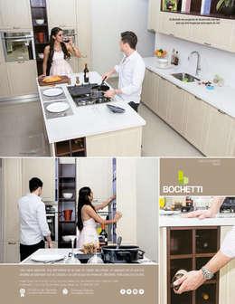 باورچی خانہ by BOCHETTI