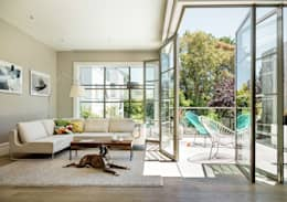 Noe Valley I: classic Living room by Feldman Architecture