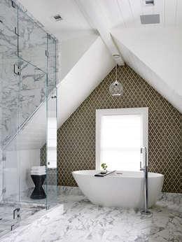 Noe Valley I: classic Bathroom by Feldman Architecture