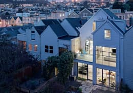 classic Houses by Feldman Architecture