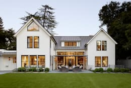 The Grange: classic Houses by Feldman Architecture