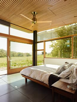 Spring Ranch: modern Bedroom by Feldman Architecture