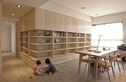جدران تنفيذ 直譯空間設計有限公司