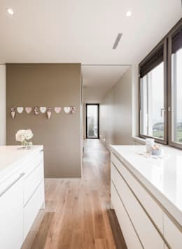 modern Kitchen by meier architekten