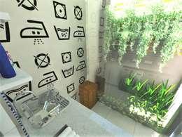 Paredes de estilo  por Grafite - Arquitetura e Interiores