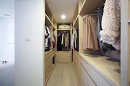 modern Dressing room by 直譯空間設計有限公司