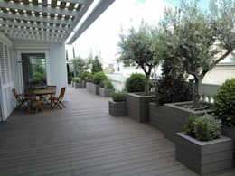 Jardin de style de style Moderne par La Patioteca