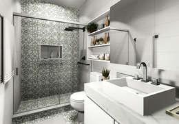 حمام تنفيذ Bloco Z Arquitetura