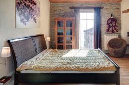 Dormitorios de estilo rústico por Andrea Chiesa è Progetto Immagine