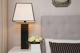 QUARTO MORADIA GAIA: Quartos clássicos por Perfect Home Interiors
