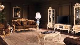 Evinin Ustası – Bu Benim Tarzım Diyebilcekmisiniz Hadi Bakalım: klasik tarz tarz Oturma Odası