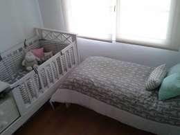 CUARTOS INFANTILES: Dormitorios infantiles  de estilo  por NBe DECO