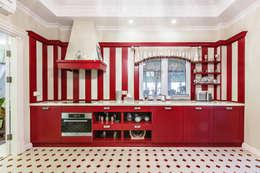 classic Kitchen by Дизайн бюро Оксаны Моссур