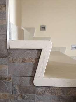 Projekty,  Gospodarstwo domowe zaprojektowane przez Giemme Marmi