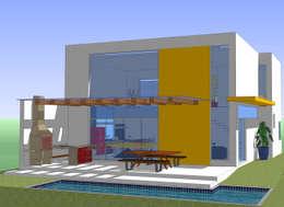 de estilo  por Gabriela Brandão . Arquitetura