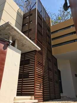 房子 by FRACTAL CORP Arquitectura
