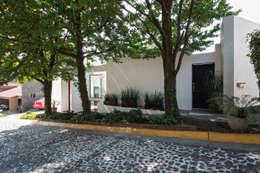 Casa BGD: Casas de estilo minimalista por All Arquitectura