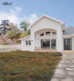 Nhà by 꿈애하우징