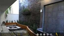 LAGOS DEL VERGEL: Jardines de estilo moderno por ADC arquitectos