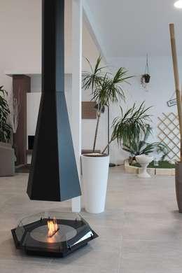 غرفة المعيشة تنفيذ RF Design GmbH