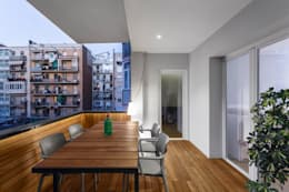 Terrazas de estilo  por PAULO MARTINS ARQ&DESIGN