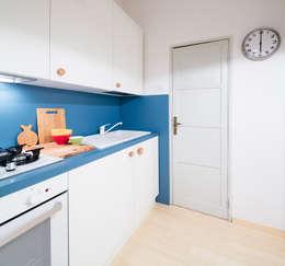 Кухня в . Автор – 23bassi studio di architettura