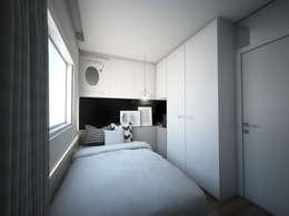 Kamar Tidur by TÉRREO arquitetos