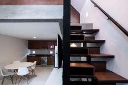Koridor dan lorong by DMP Arquitectura