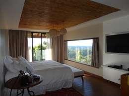 臥室 by Repsold Projetos e Design