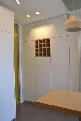 modern Kitchen by Architetto Valentina Longo