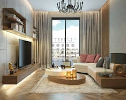 Ruang Keluarga by Tepeli İç Mimarlık