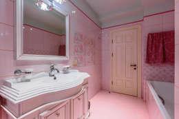 Phòng tắm by Дизайн бюро Оксаны Моссур