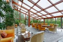 Inan AYDOGAN /IA  Interior Design Office의  실내 정원
