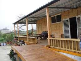 Casas de estilo rural por 鄉村家園開發股份有限公司