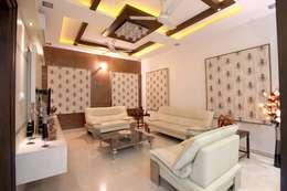modern Living room by The Inner Story