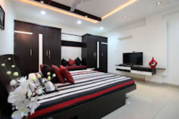 modern Bedroom by The Inner Story