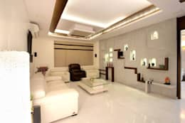 Interior Decoration: modern Living room by The Inner Story