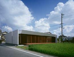 منازل تنفيذ 森裕建築設計事務所 / Mori Architect Office