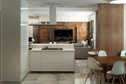 Cocinas de estilo minimalista por neoluxe