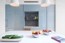 modern Kitchen by Sarah Jefferys Design