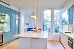 modern Kitchen by Sarah Jefferys Design