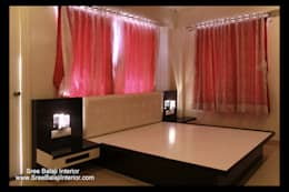 Interior of Residence: modern Bedroom by Sree Balaji Interior