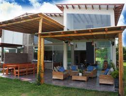 Terrace by malu goni