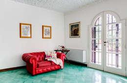 غرفة المعيشة تنفيذ MakeUp your Home
