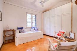 mediterranean Bedroom تنفيذ MakeUp your Home