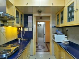 modern Kitchen by Koncept Architects & Interior Designers,