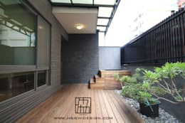 Terrace by 協億室內設計有限公司