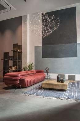 Room Design And Decoration : Salas de estar modernas por NoPlaceLikeHome ®