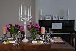 столовая: Столовые комнаты в . Автор – Инна Азорская