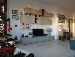 غرفة المعيشة تنفيذ Studio Gentile
